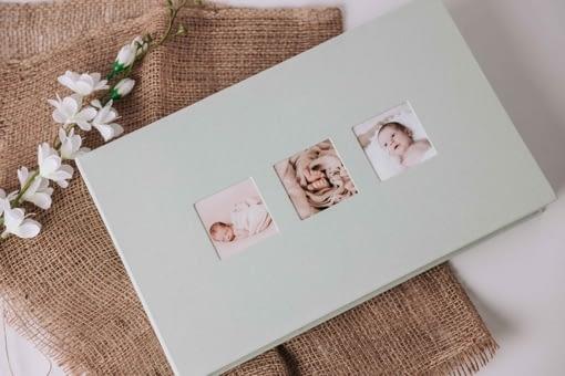 Fotoalbum Luxe - fotoboek - Alkmaar