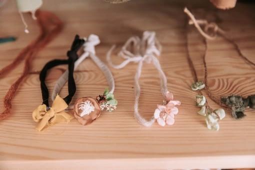 Fotostudio Alkmaar haarbandjes