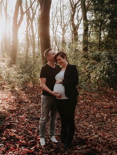 - Zwangerschap - Fotografie